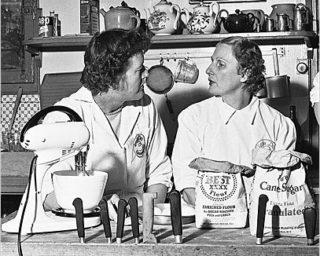 Julia Child My life in France
