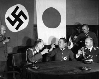WW2 Germany and Axis Powers