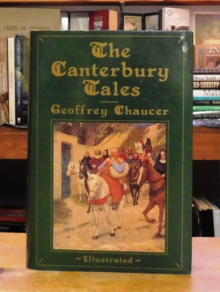 an analysis of the novel the canterbury tales by geoffrey chaucer The canterbury tales by geoffrey chaucer: free online study guide/notes/ analysis/book summary/online/chapter notes/download.
