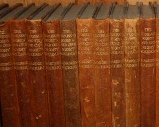 Vintage Charm Books