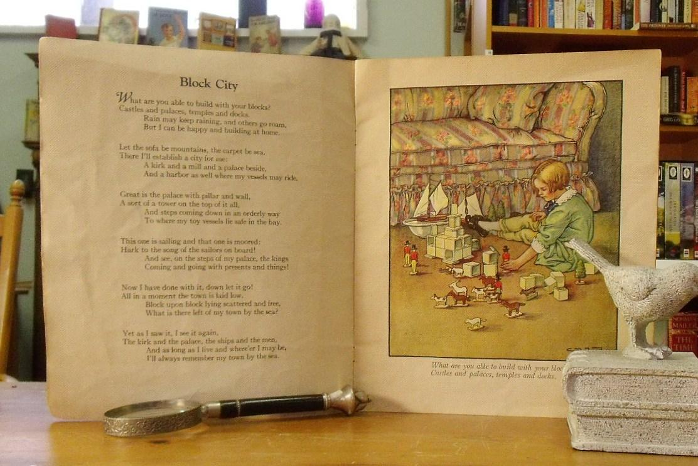 A Child\'s Garden Of Verses, Robert Louis Stevenson, Burd, Clara M ...