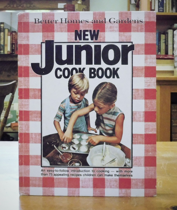 Better Homes Garden New Junior Cook Book Back Lane Books